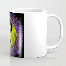 yin yang Ensō zen buddhism purple anise Coffee Mug