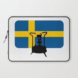 Sweden flag | Pressure stove Laptop Sleeve
