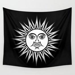 Sun of May Wall Tapestry