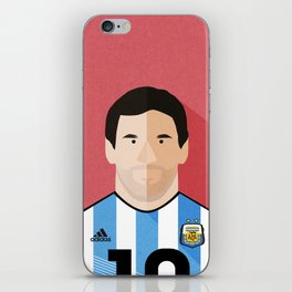 Messi iPhone Skin