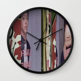 State Love Wall Clock