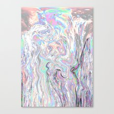 Iridiscent Canvas Print