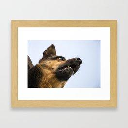 Guardianship Framed Art Print