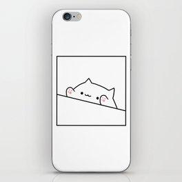Bongo Cat iPhone Skin