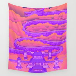 Other World Wall Tapestry