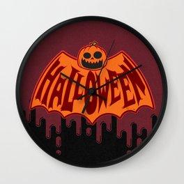 I AM HALLOWEEN - Halloween 2020 Wall Clock