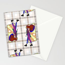 Magic Mirror Stationery Cards
