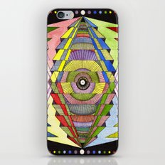 The Singular Vision iPhone & iPod Skin