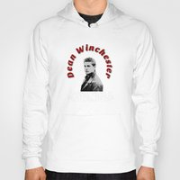 dean winchester Hoodies featuring Family Business - Dean Winchester by Fandom GoodieZ