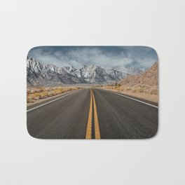 Mount Whitney 2 Bath Mat