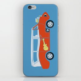 The  Monkeemobile Van iPhone Skin