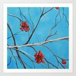 Winter Fruit Series (Part 3) Art Print