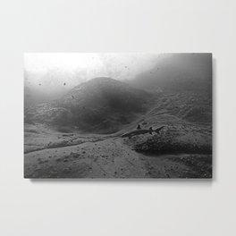 Roca Partida Metal Print