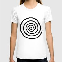 fibonacci T-shirts featuring Fibonacci by Geryes