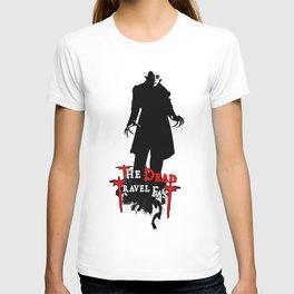 Nosferatu Travel Fast  T-shirt