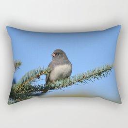 Backyard Beauty Rectangular Pillow