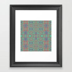 Glitching It (No. 3) Framed Art Print