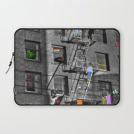 Building Lives, Sharing Spaces Laptop Sleeve