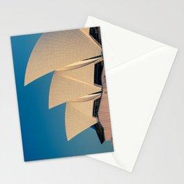 Sydney Opera House V Stationery Cards