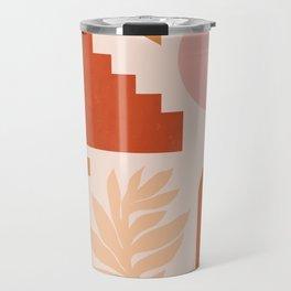 Abstraction_SHAPES_Architecture_Minimalism_002 Travel Mug
