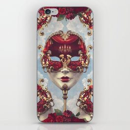 Floral Decadence iPhone Skin