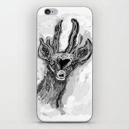 Ciervo de altura iPhone Skin