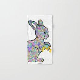 Bunny Hand & Bath Towel