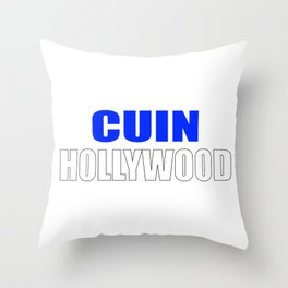 CUIN HOLLYWOOD Throw Pillow