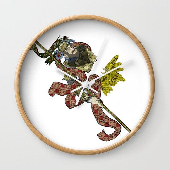 CORN OR MAIZE  Wall Clock