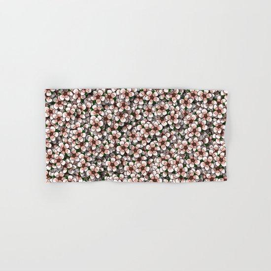 Cherry Blossom Hand & Bath Towel