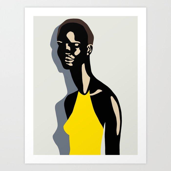 Aamito 1 Art Print