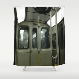 Metro Fluxes Shower Curtain