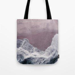 Sands of Lavender Tote Bag