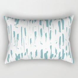 Harmony Aqua Sea Rectangular Pillow