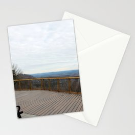 Deck Overlook Stationery Cards