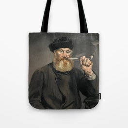 Édouard Manet - The Smoker Tote Bag