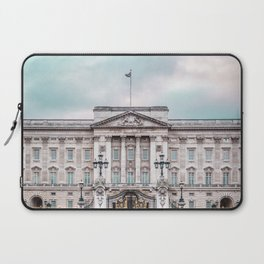 Whilst patchy drizzle dissipated, pink dust – and loud noise – bloomed. Laptop Sleeve