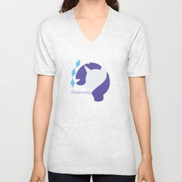 Rarity Unisex V-Neck