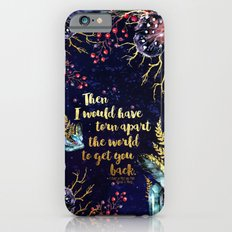 ACOMAF - Torn Apart The World iPhone 6s Slim Case