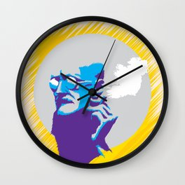 James Augustine Aloysius Joyce Wall Clock