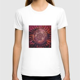Vintage Abstract Mandala T-shirt