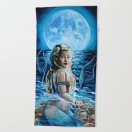 La Sirene Beach Towel