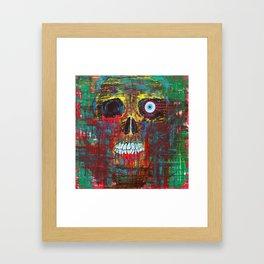 Spirit of Davy Jones Framed Art Print