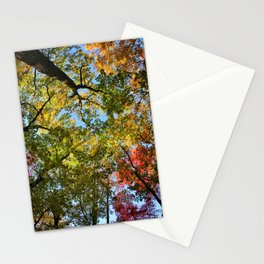 A West Virginia Fall Stationery Cards