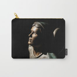 St. Michael: In the Light of God Carry-All Pouch