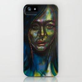 Green Piece iPhone Case