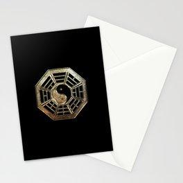 Yin Yang Bagua Stationery Cards