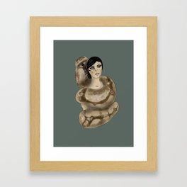 OOTD Framed Art Print