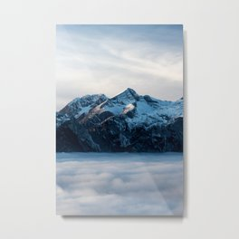 A sleeping giant Metal Print