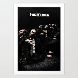 High-Rise Art Print